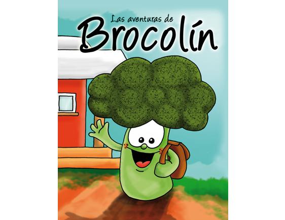 Cuento Brocolín - Brócoli Pasión