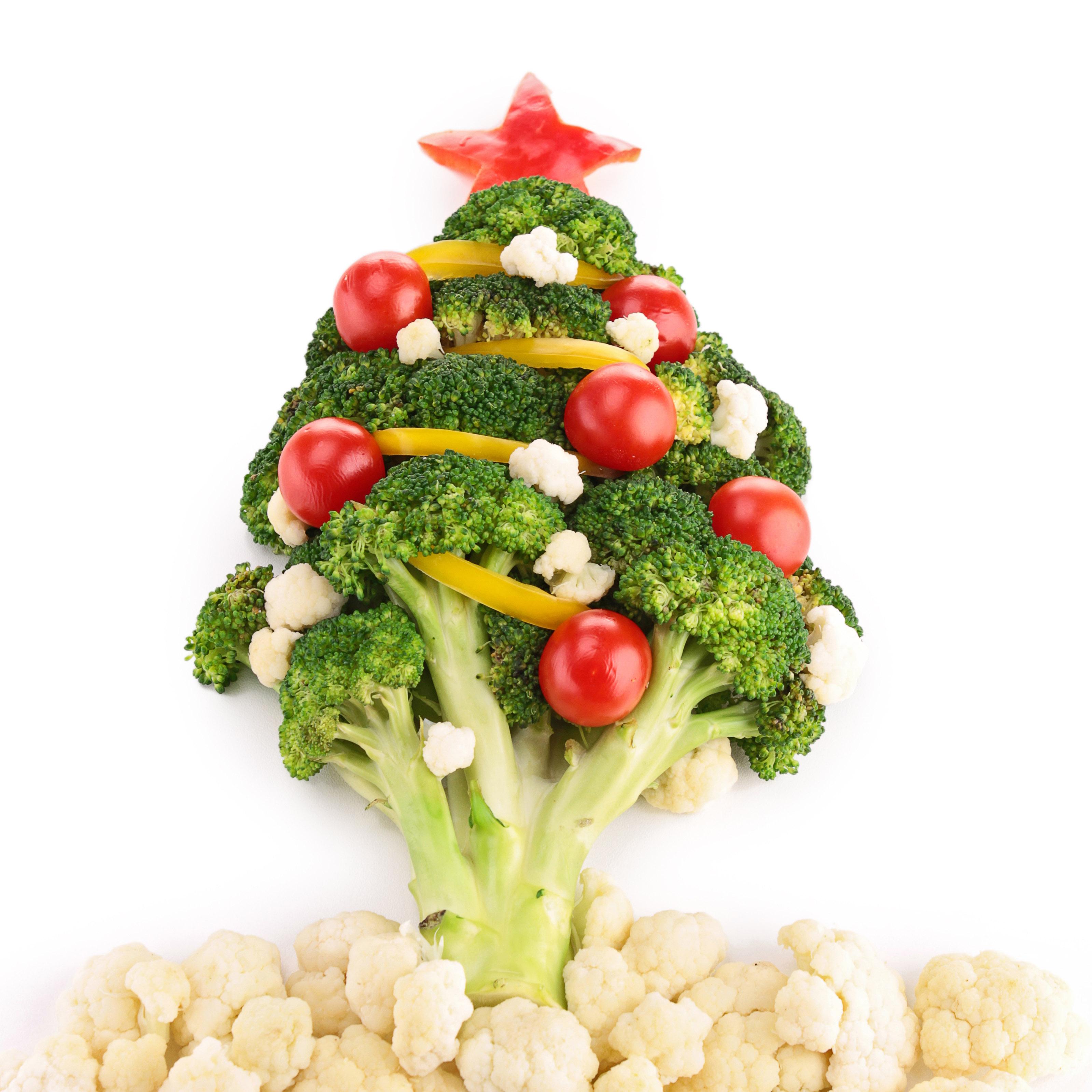 Recetas de verduras navidenas