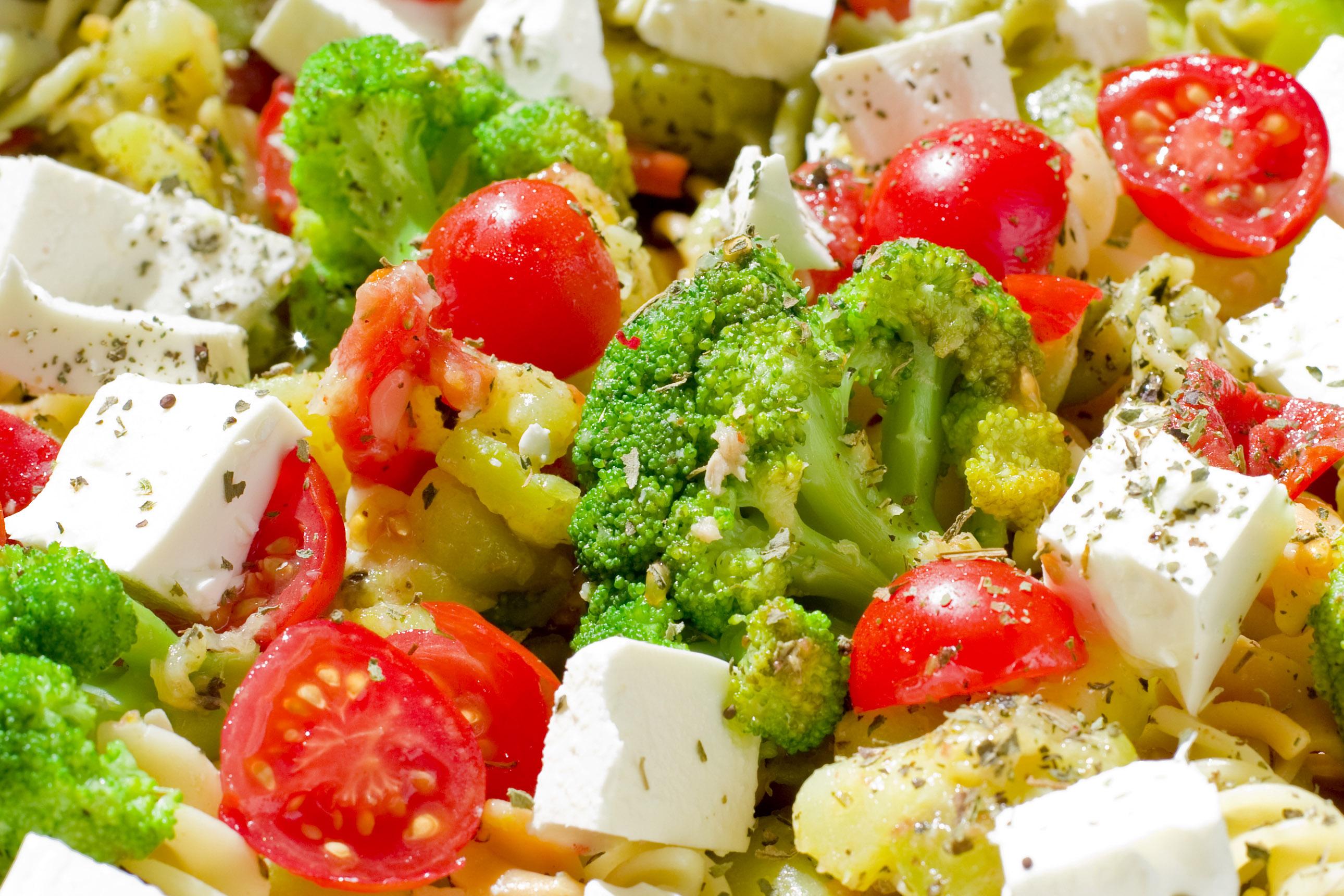 Ensalada De Verano Con Brócoli
