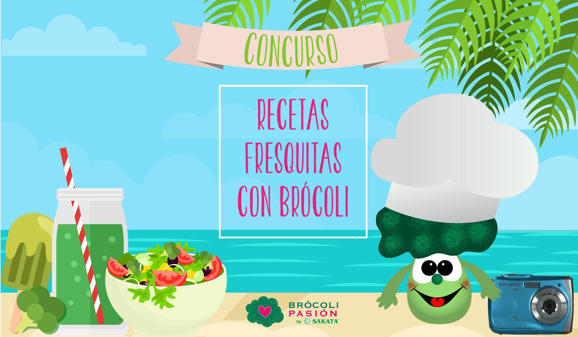 concurso recetas con brocoli