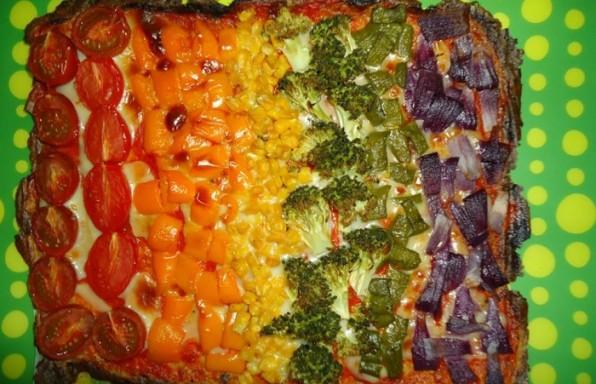 Pizza de Maika Vilchez Badorrey