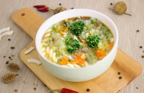 sopa de brcoli