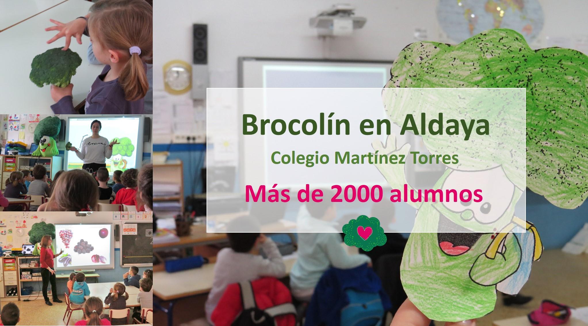 Proyecto Brocolin en Aldaia