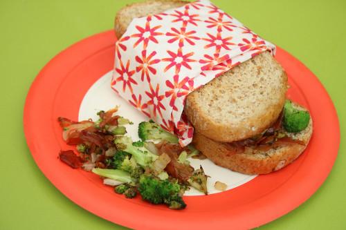 sandich de brocoli y jamon 2