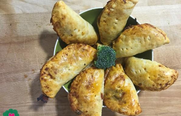 Empanadillas de brócoli